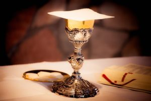 Communion Prayers For Youth