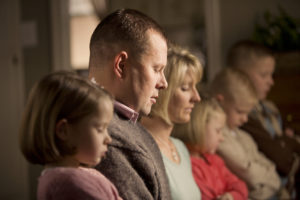 Prayer for Men with Families