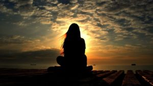 Prayer for A Woman who is Alone