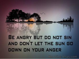 Prayer for Struggling With Anger