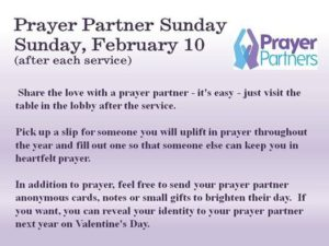 Prayer For A Partner