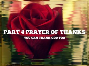 Prayer Of Thanks For My Single Status