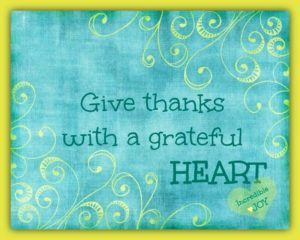 Grateful Thanks For My Job