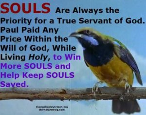 For Our Pastor To Be A True Servant Of God