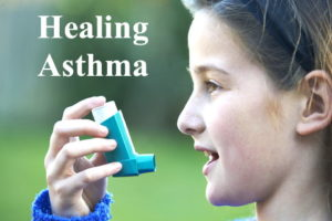 For The Healing Of My Son's Asthma