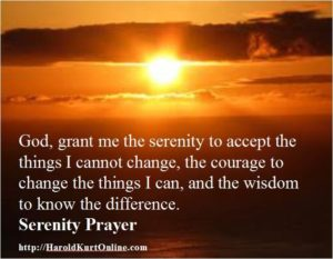 Prayer For God to Change ME