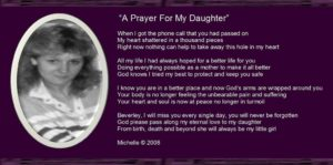 Prayer For A Mother That Is Close To Death