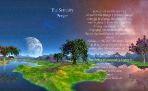 Prayer To Be Shod With Serenity And Peace