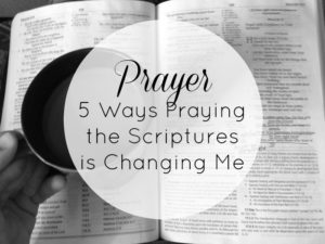 Prayer To Have the Scriptures Illuminated