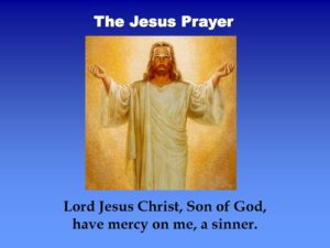 Prayer To Keep Focussed on Jesus Christ