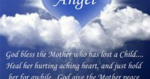 Prayer Of Comfort For A Dying Mother