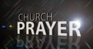 Prayer For Purity in The Church