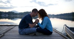 Prayer Of An Engaged Couple