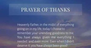 Prayer Of Thanks For My Work Colleagues