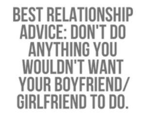 For Wisdom In My Relationship With My Boyfriend