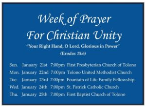 Prayer For Church Unity