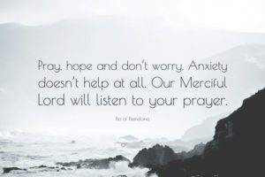 Prayer of Hope in My Disappointments