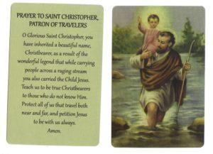 Prayer For Travellers