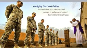 Prayer For the Men and Women in the Military
