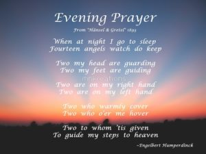 Prayer To Be Able To Sleep At Night