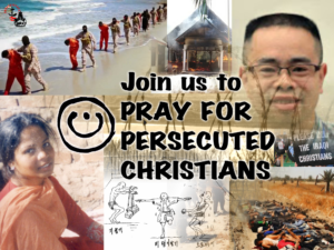 Prayer For The Protection Of Persecuted Christians