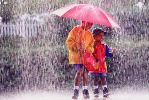 For Rain In Its Season