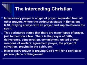 Prayer Accountability in a Christian Home