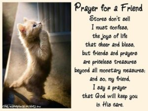 Prayer For A Friend Who's Wandered From Christ