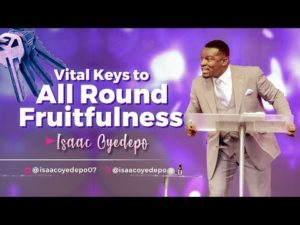 Prayer For All Round Fruitfulness