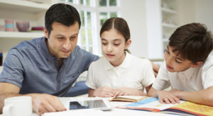 Courage For A New Home Schooling Parents