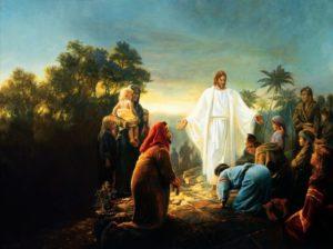 Prayer To Keep Focussed on Jesus Christ