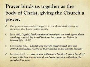 Prayer For Success For The Body Of Christ