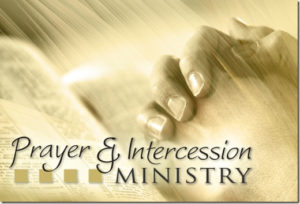 Prayer To Prepare For The Ministry of Intercession