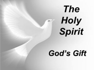For Knowing the Holy Spirit More