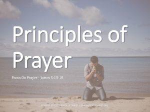 Prayer For Focus And Calmness