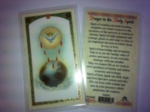 Prayer For The Spirit Of Wisdom
