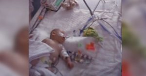 Prayer For A Sick Newborn Baby
