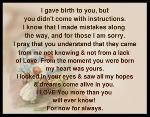 Prayer For A Mother Giving Birth