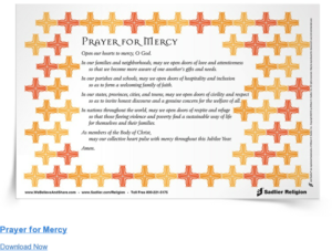 Prayer For Mercy For The Nations