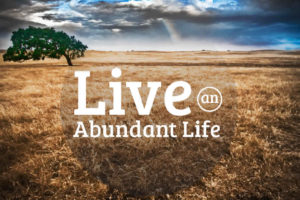 Prayer For An Abundant Life