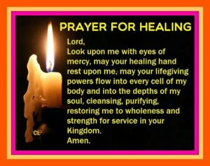 Prayer For Emotional Healing And Strength