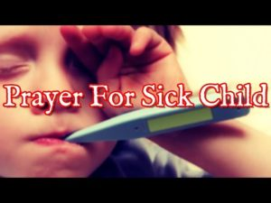 Prayer For A Sick Baby