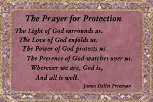 Prayer Of Protection Those With Dementia