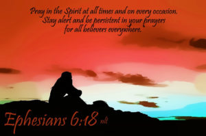 Prayer For The Spiritual Well-being Of All Believers
