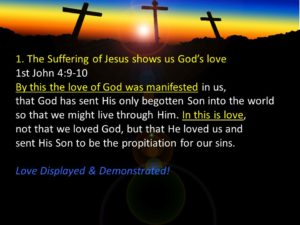 Prayer Of Grateful Thanks For The Suffering Of Christ