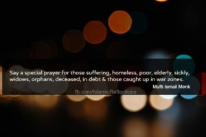 Prayer For Those That Are Suffering