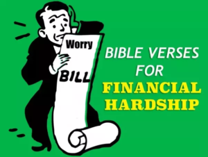 Prayer For Help In Times Of Financial Hardship