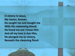 Prayer for an understanding of Spiritual Victory