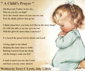 Prayer For A Child On Drugs
