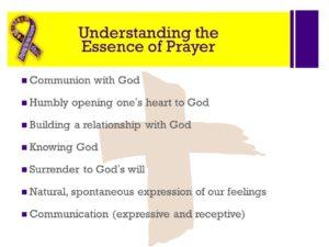 Prayer For Understanding To Pray Into God's Will